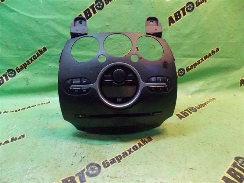 Магнитофон Mazda Demio DE3FS ZJ 2008