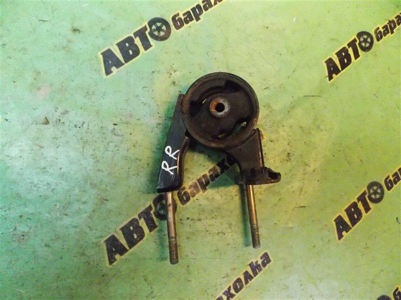 Подушка двигателя Toyota Succeed NCP51 задняя