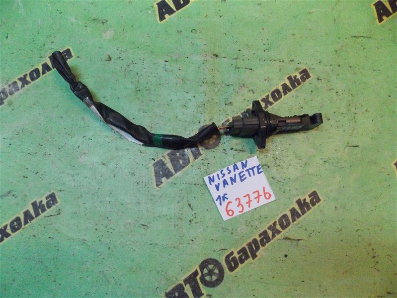 Расходомер воздушный Nissan X-Trail NT30 QR20(DE) 2002