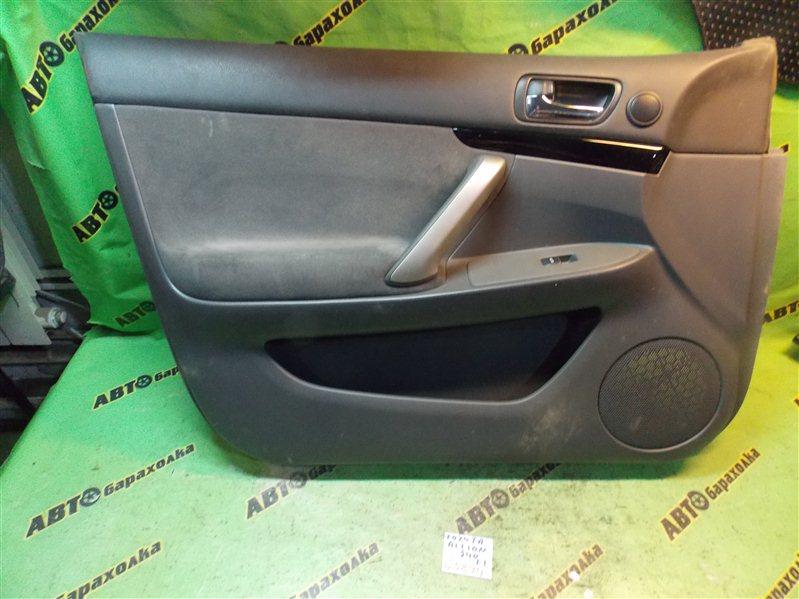 Обшивка дверей Toyota Allion ZZT240 передняя левая