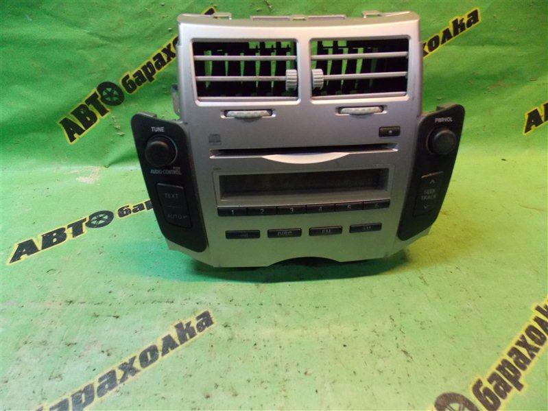 Магнитофон Toyota Vitz SCP90 2SZ-FE 2005