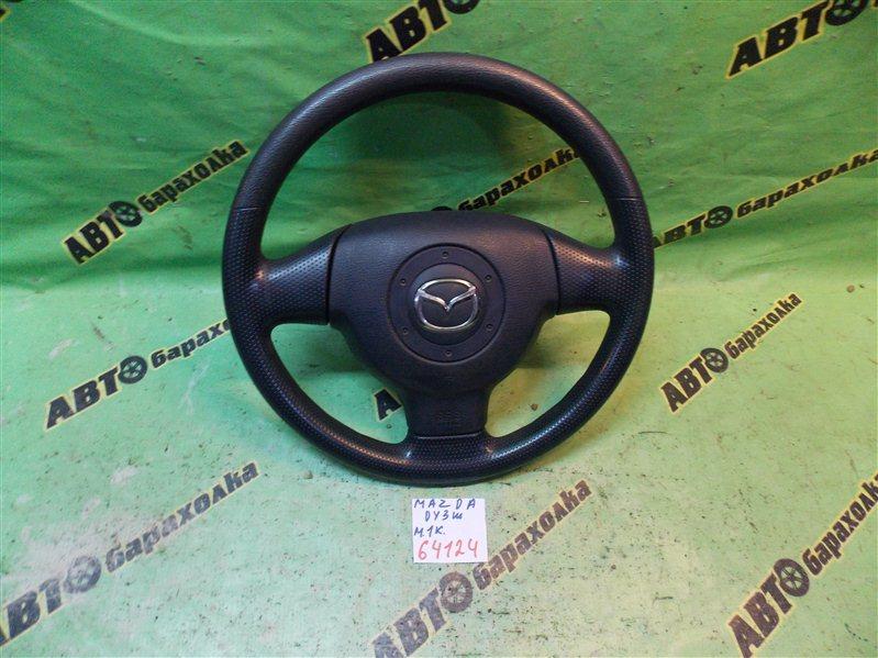 Руль с airbag Mazda Demio DY3W ZJ 2003