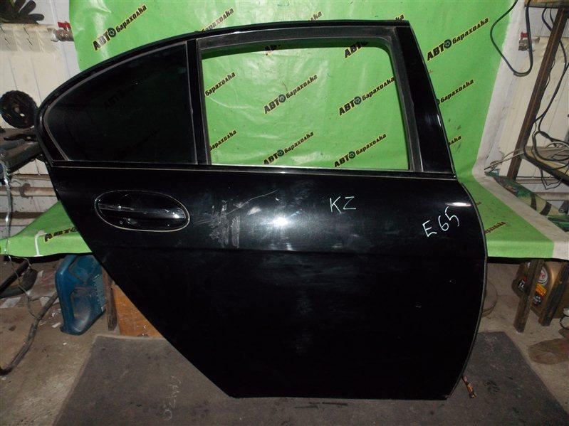 Дверь Bmw 7 Series E65 задняя правая