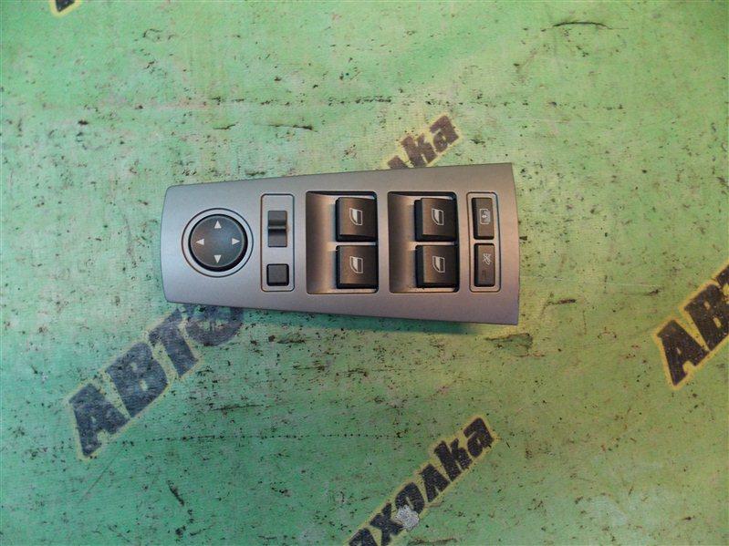 Пульт стеклоподъемника Bmw 7 Series E65 передний правый