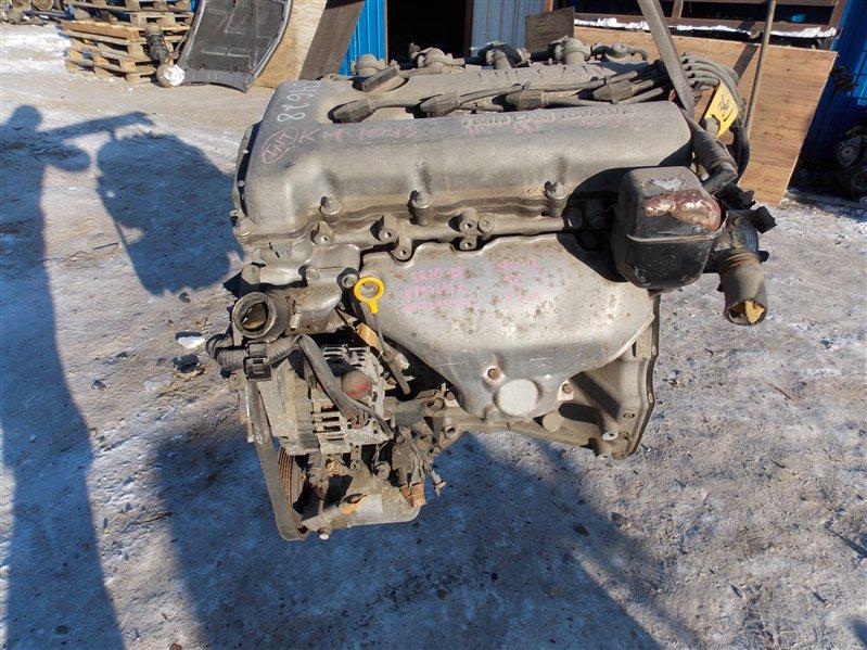 Двигатель Nissan Bluebird HU13 SR20DE