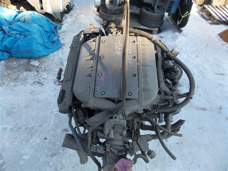 Двигатель Honda Odyssey RA8 J30A