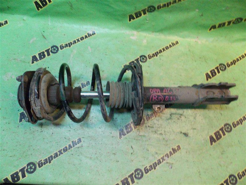 Стойка Toyota Opa ACT10 1AZ-FSE передняя правая