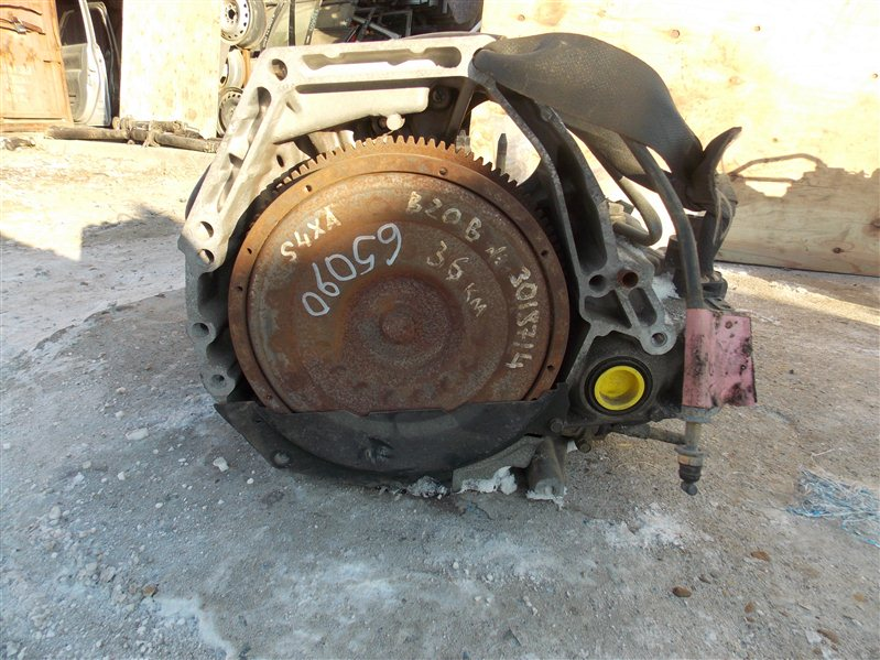 Акпп Honda Step Wagon RF1 B20B