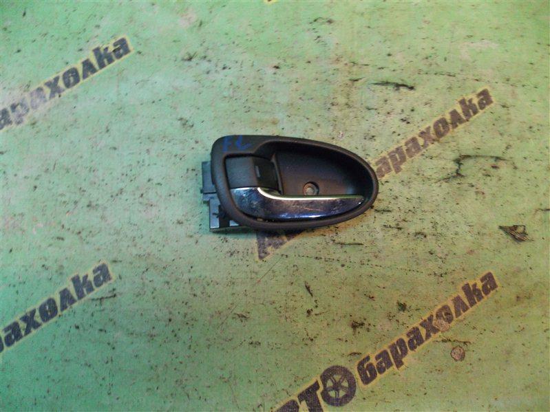 Ручка двери внутренняя Toyota Vitz NCP90 1NZ-FE передняя левая