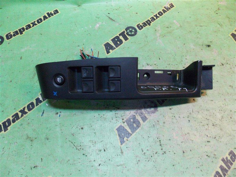 Пульт стеклоподъемника Honda Airwave GJ1 L15A 2005 передний правый