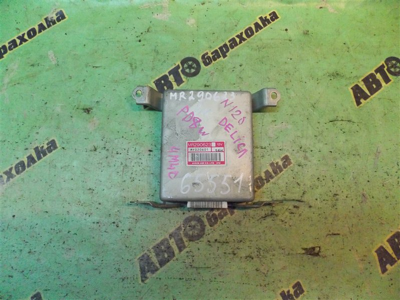 Блок переключения кпп Mitsubishi Delica PD8W 4M40 1996