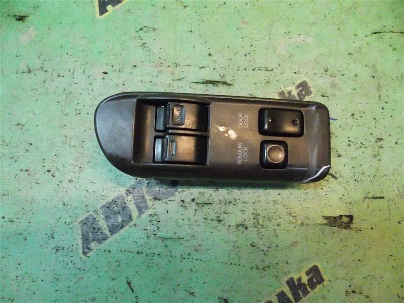 Пульт стеклоподъемника Toyota Hiace KZH106 1KZ-TE 1996 передний правый