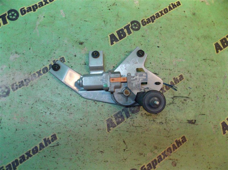 Механизм дворников Nissan Serena CC25 задний