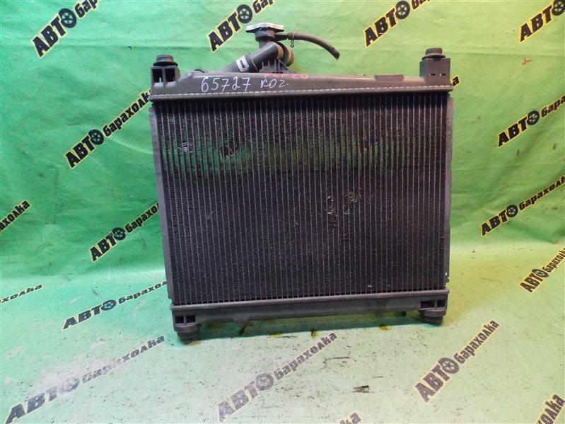 Радиатор основной Toyota Funcargo NCP20
