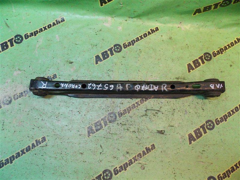 Рычаг Toyota Corona AT170 5A-FE задний правый