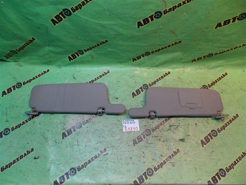Козырек солнцезащитный Toyota Corona Premio AT210 4A-FE 2001