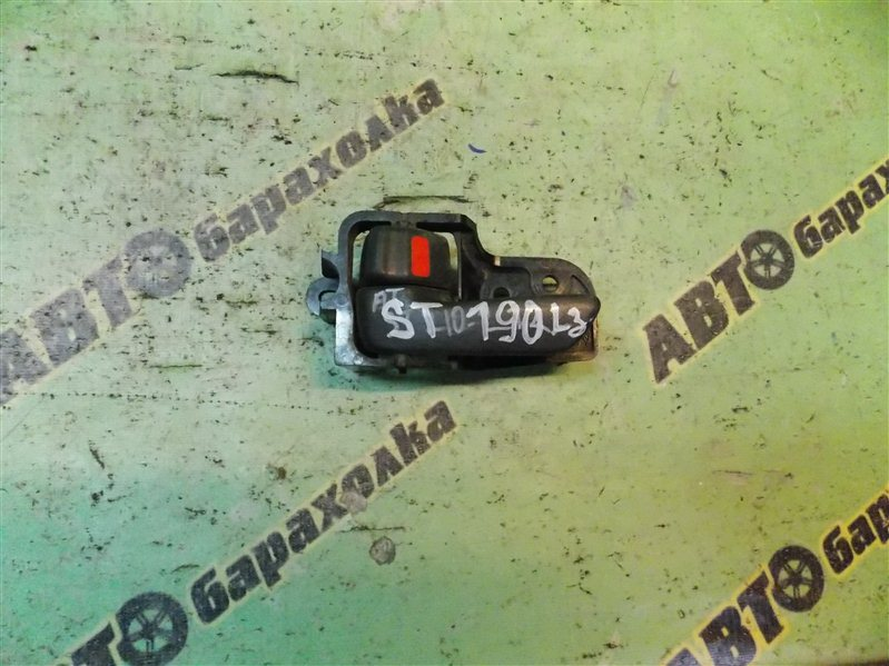 Ручка двери внутренняя Toyota Corona ST190 задняя левая