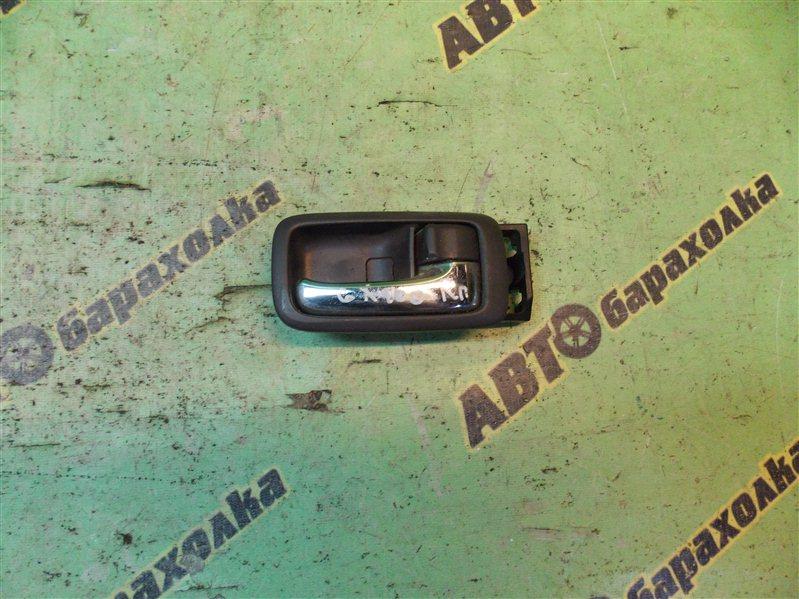 Ручка двери внутренняя Toyota Mark Ii GX100 передняя правая