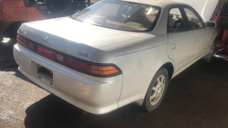 Крышка багажника Toyota Mark Ii GX90 1G-FE 1995