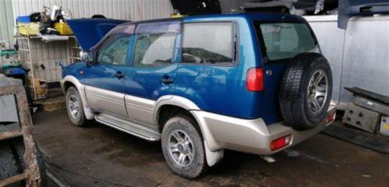 Накладка на дверь Nissan Mistral R20 TD27T задняя левая