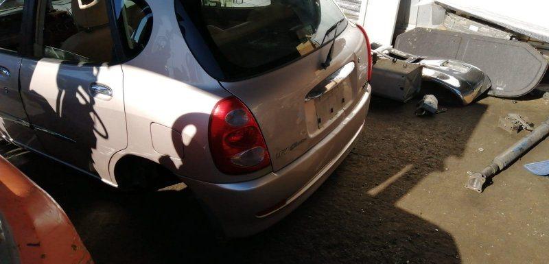 Бампер Toyota Duet M100A K3-VE задний