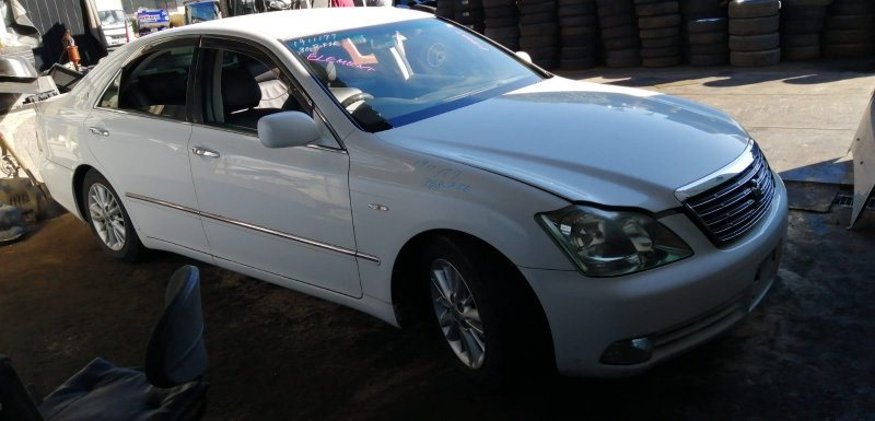 Капот Toyota Crown GRS182 3GR-FSE 2004