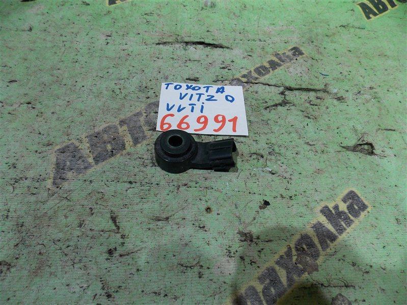 Датчик детонации Toyota Vitz KSP90 1KR-FE 2010