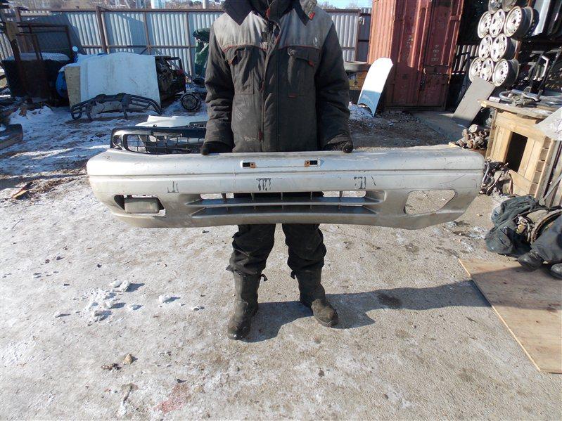 Бампер Isuzu Bighorn UBS69 передний