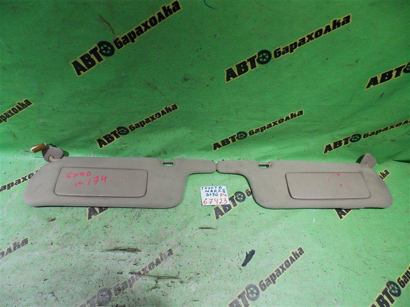 Козырек солнцезащитный Toyota Mark Ii GX90 1G-FE 1995