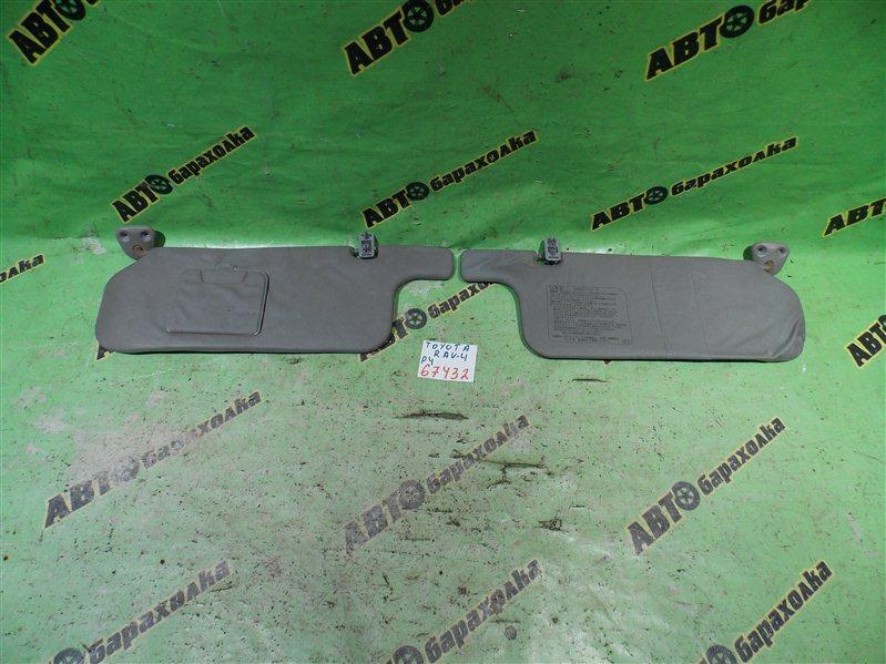 Козырек солнцезащитный Toyota Rav4 SXA10 3S-FE 1997