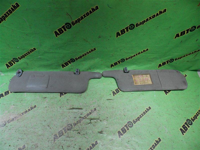 Козырек солнцезащитный Toyota Land Cruiser Prado KZJ95 1KZ-TE 1997