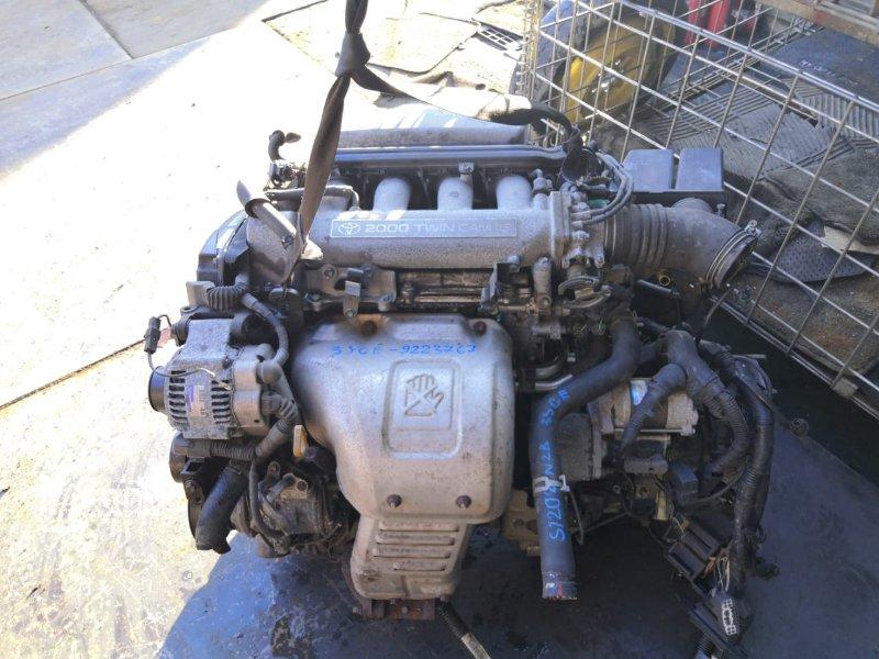 Двигатель Toyota Celica ST202 3S-GE 1994