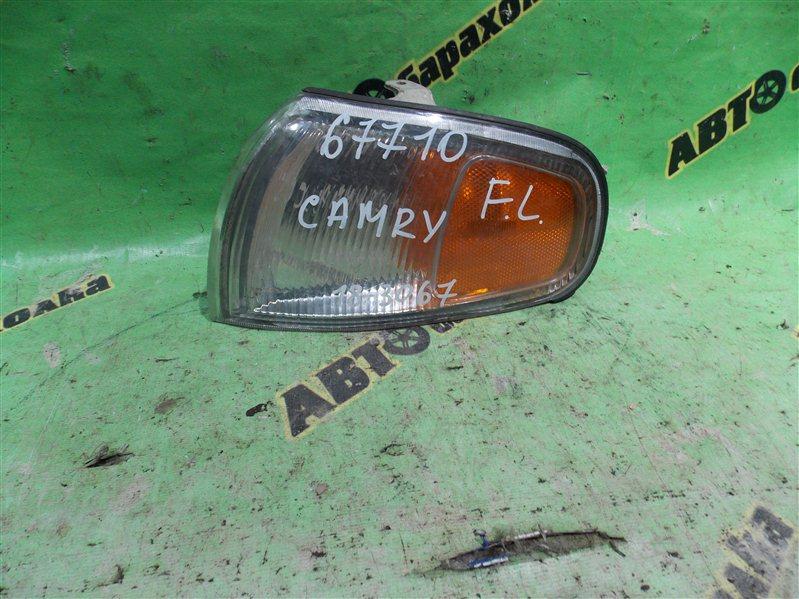 Габарит Toyota Camry передний правый