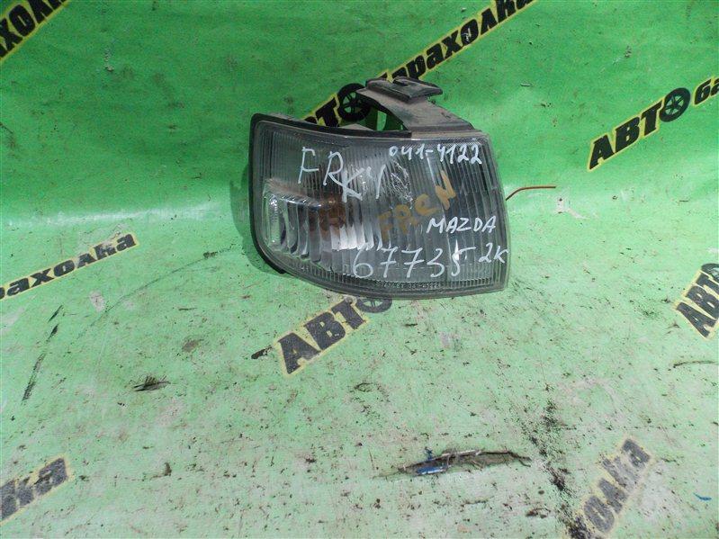 Габарит Mazda Bongo Friendee SGLR передний правый