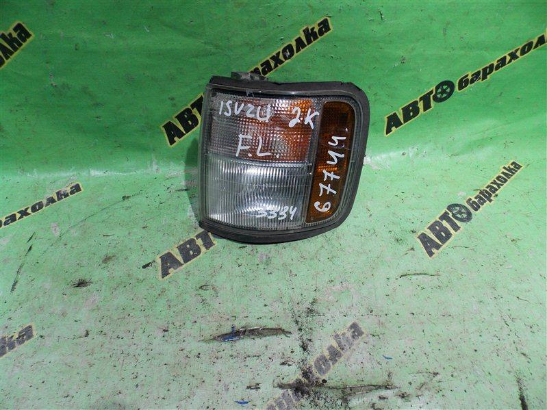Габарит Isuzu Bighorn UBS69 передний левый