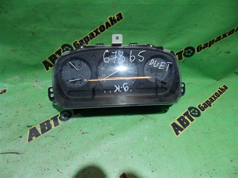 Спидометр Toyota Duet M100A K3-VE