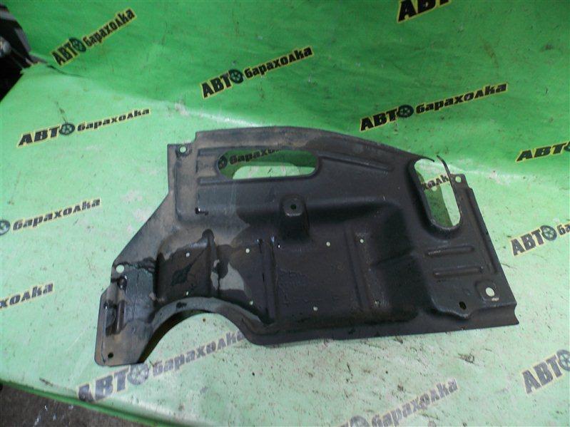 Защита двигателя Toyota Vista Ardeo SV55 3S-FE 1999 передняя правая