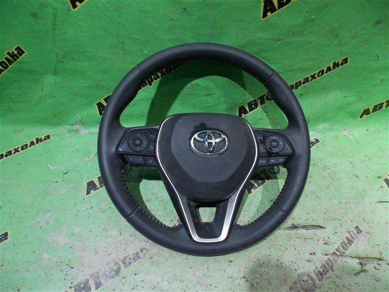 Руль с airbag Toyota Corolla NRE210 8NR-FTS 2018