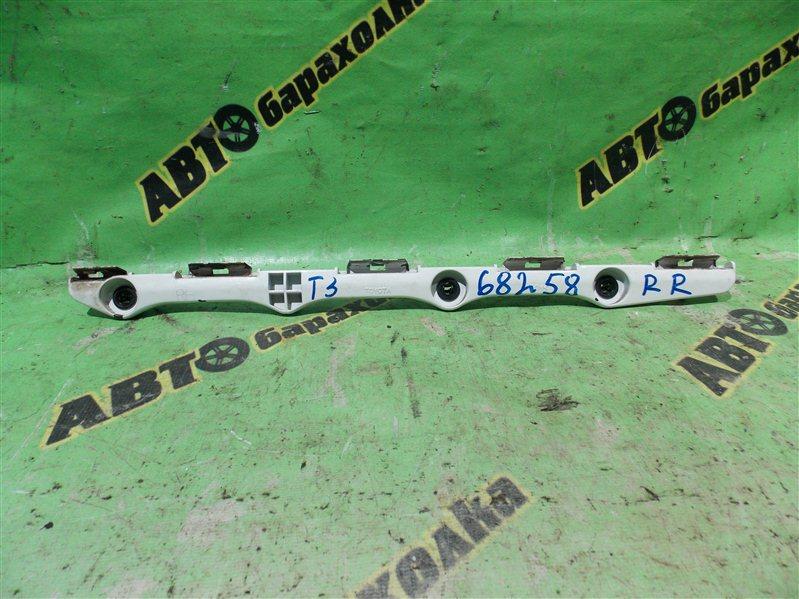 Крепление бампера Toyota Crown GRS182 3GR-FSE 2004 заднее правое