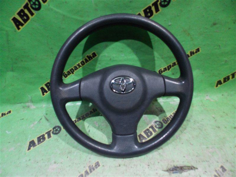 Руль с airbag Toyota Rush J200E 3SZ-FE 2005