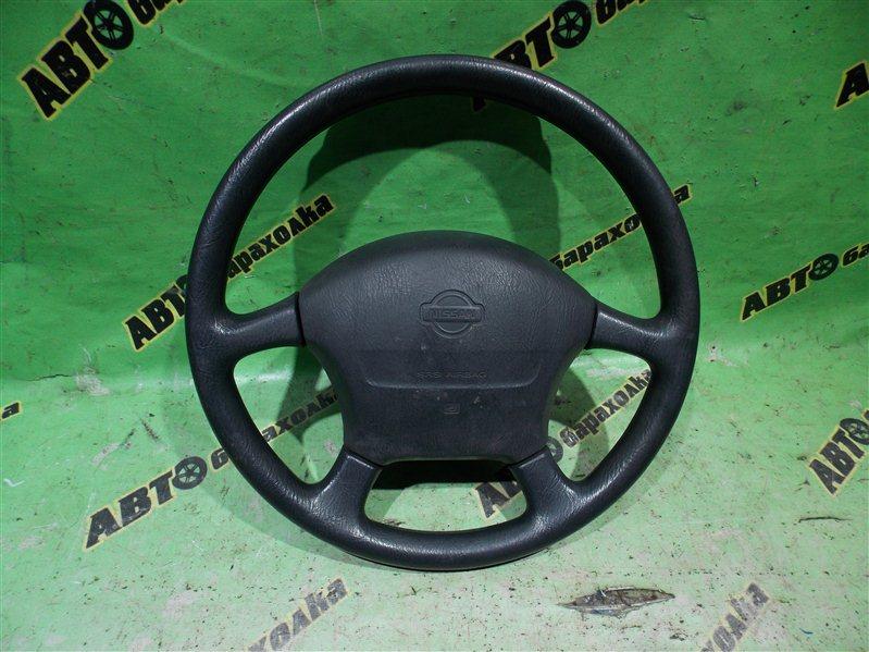 Руль с airbag Nissan Mistral R20 TD27T