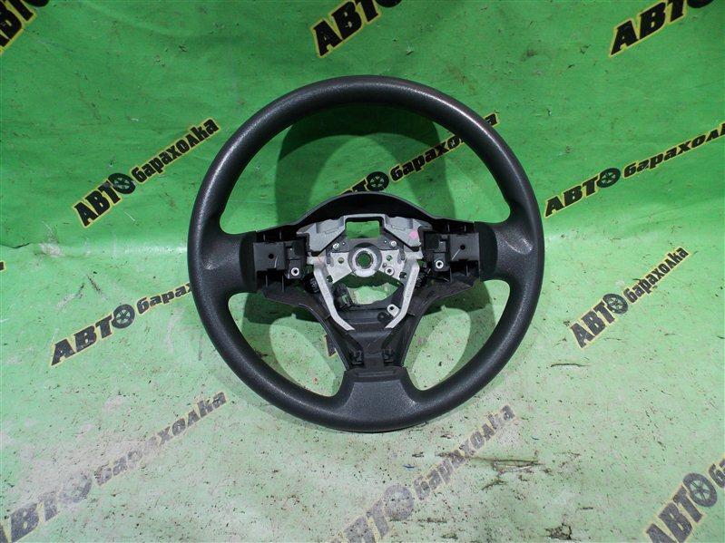 Руль Toyota Vitz KSP90 1KR-FE 2010