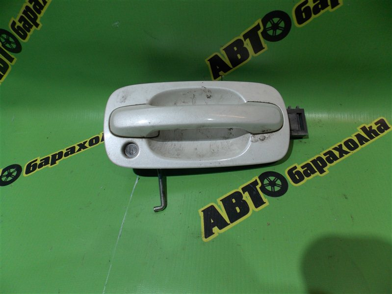 Ручка двери внешняя Toyota Vista Ardeo SV55 3S-FE 1999 передняя правая