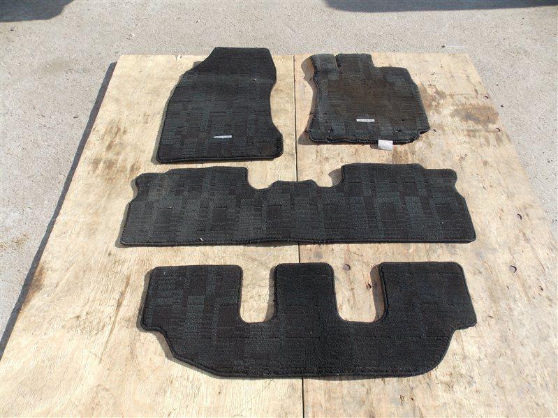 Коврики комплект Toyota Wish ZGE20 2ZR-FAE 2011