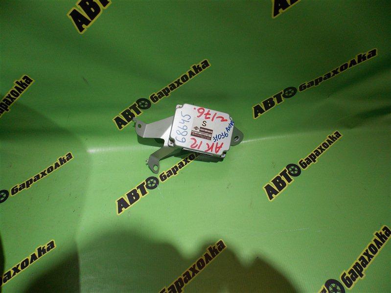 Блок переключения кпп Nissan March AK12 CR12(DE) 2003