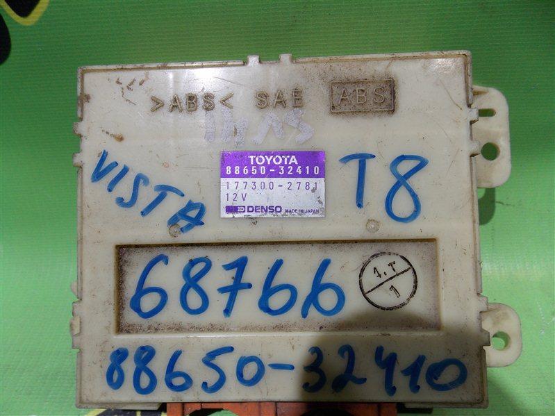 Блок управления кондиционером Toyota Vista SV41 3S-FE