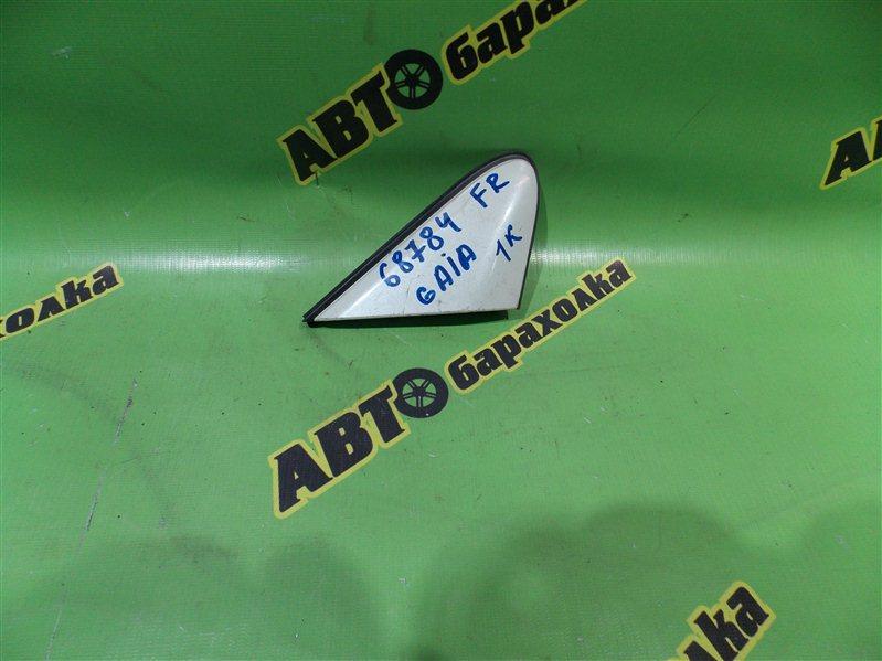Уголок крыла Toyota Gaia ACM10G передний правый