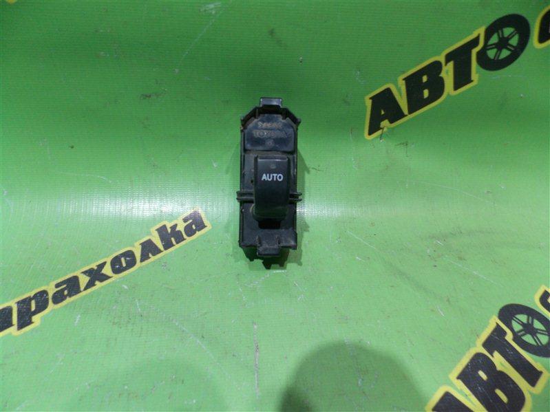 Кнопка стеклоподъемника Toyota Raum NCP20 задняя правая