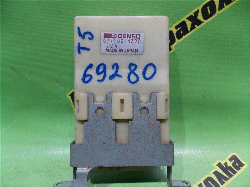 Электронный блок Toyota Carina AT170 5A-FE