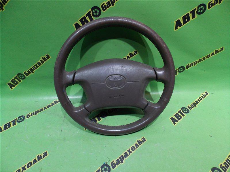 Руль с airbag Toyota Hilux Surf KZN185